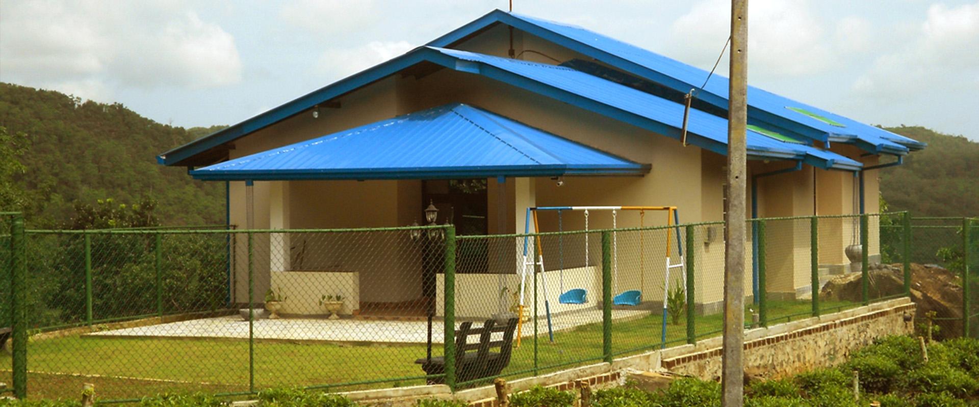 Bluestar Roofing Steel Roofing Solutions In Sri Lanka